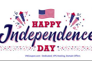 [Independence Day 2021] List of all Dedicated, VPS & Domain Coupons!