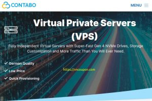 Contabo – New High Perfomance VPS from $6.99/month  – 4vCPU / 8GB RAM / 50GB NVMe / 32TB Traffic – Super-Fast Gen 4 NVMe