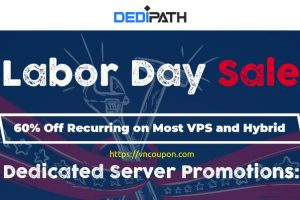 [Labor Day Sale] DediPath – 60% Off SSD OpenVZ and KVM VPS – Dedicated Servers From $39/month – 7 Locations