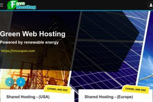 FaveHosting – 25% OFF Shared Hosting from $1.5/month or $16.20/Year in USA/Europe/Canada / cPanel/ Litespeed / SSD / Anti-DDoS