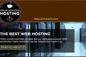 Fresh Roasted Hosting – Premium VPSes from $14.95/month