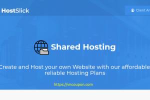 HostSlick – Special Shared & Reseller Hosting Deals from €0.5/month