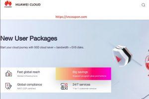 Huawei Cloud – $1 SSD Cloud Server on Sale
