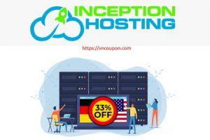 Inception Hosting – Frankfurt and Phoenix NVMe KVM VPS launch SALE – 33% OFF Coupon
