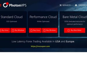 PhotonVPS – 20% off NVME Cloud VPS from $5/month