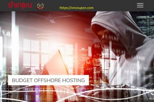 Shinjiru – 30% Off Budget Offshore Hosting