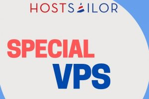 HostSailor – Special OpenVZ VPS offers from $0.55/month