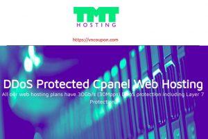 TMT Hosting –  15% OFF DDOS Protected Cpanel Web Hosting