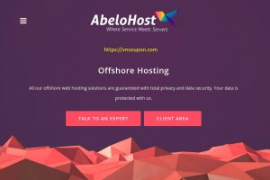 AbeloHost – Offshore KVM VPS Pro Offers from €9.99/month – Save 20% if pay 36 months