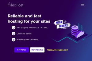 AlexHost – Offshore DMCA Ignored Hosting in Moldova from 10 EURO/Year (30% Off) – 5% Off Litespeed Shared Hosting