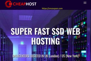 Cheap Web Hosting UK – 40% OFF SSD cPanel Hosting from £9/Year in US/UK – FREE SSL, unlimited Bandwidth