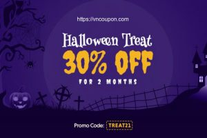 [Halloween 2021 Sale] Cloudways – 30% exclusive discount on hosting plans for the next two months.