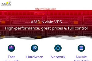 Hostio Solutions – AMD NVMe VPS Offers from $5/month