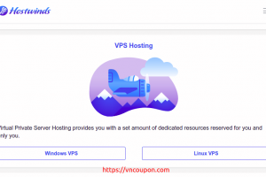 Hostwinds – Save 25% Off Fully Managed VPS Hosting from $8.24/month