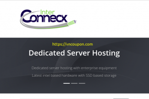 Interconnecx – Special Dedicated Servers from $99/month – 2x Intel Xeon E5520 + 16GB RAM + 500 GB SSD