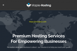 Maple-Hosting – Special Netherlands Dedicated Servers from $129 per month