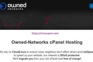 Owned-Networks – 50% Off Shared Hosting & VPS Hosting