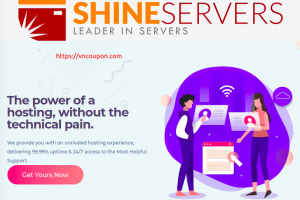Shine Servers – Fully Managed VPS from $15.99/month + Get 50% OFF Coupon Code!