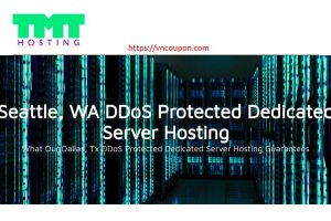 [Summer Sale] TMT Hosting DDoS Protected Dedicated Servers in Seattle, Dallas & London + 5% Recurring Discount