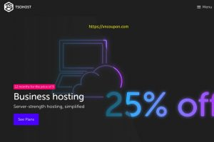 TsoHost – 25% Off 1 st year on Business Hosting