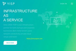 YISP – Unmetered servers from 275 EUR in Iron Mountain AMS-1